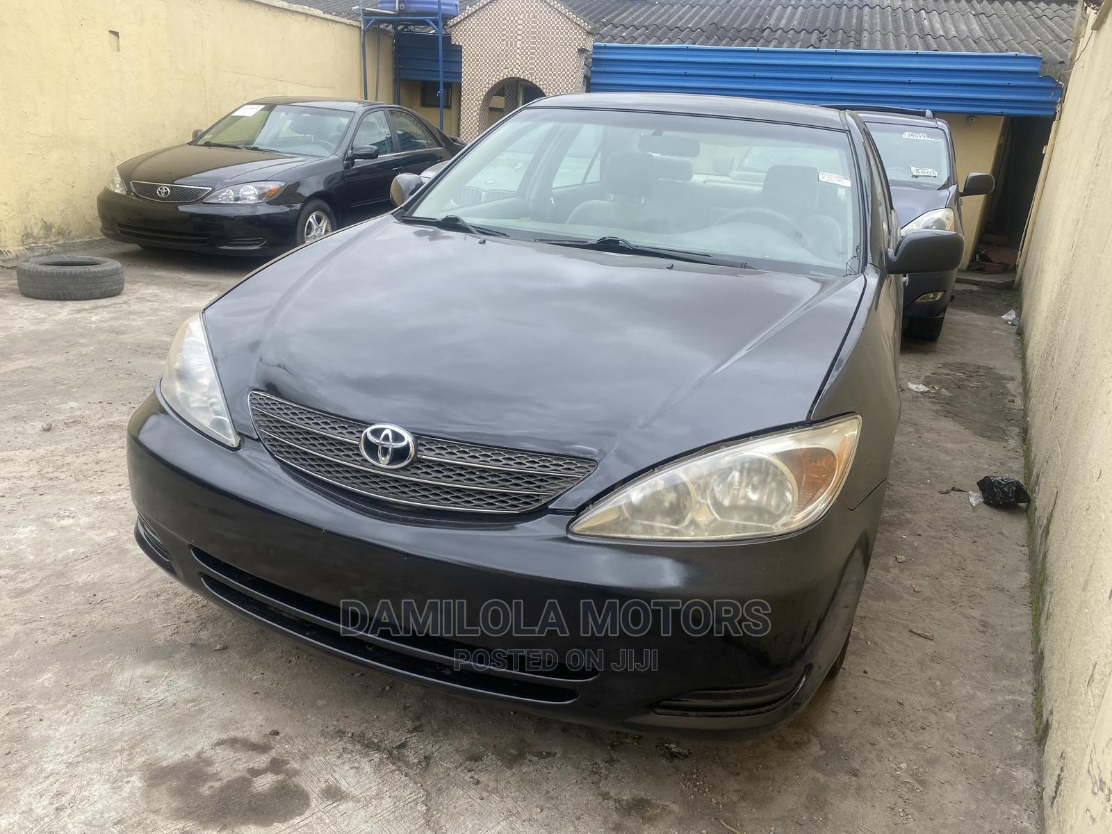 Toyota Camry 2003 Black | Cars for sale in Yaba, Lagos State, Nigeria