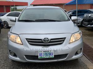 Toyota Corolla 2009 Gray   Cars for sale in Abuja (FCT) State, Jahi