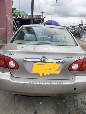 Toyota Corolla 2004 Gold | Cars for sale in Delta State, Ugheli