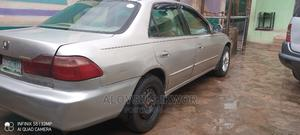 Honda Accord 2001 Coupe Silver   Cars for sale in Lagos State, Ejigbo