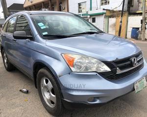 Honda CR-V 2008 2.4 EX Automatic Blue | Cars for sale in Lagos State, Ilupeju