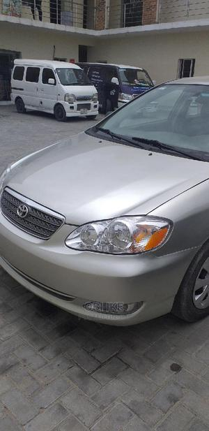 Toyota Corolla 2004 Silver | Cars for sale in Lagos State, Ajah