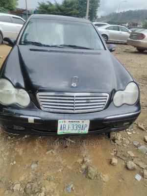 Mercedes-Benz C240 2004 Black | Cars for sale in Abuja (FCT) State, Gwarinpa