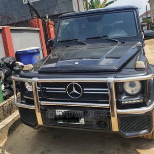 Mercedes-Benz G-Class 2010 Base G 55 AMG 4x4 Black | Cars for sale in Lagos State, Ikeja