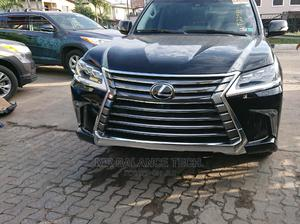 Lexus LX 2016 570 (5 Seats) AWD Black | Cars for sale in Lagos State, Surulere