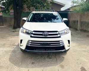 Toyota Highlander 2018 White | Cars for sale in Lagos State, Lekki