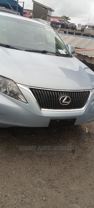 Lexus RX 2011 350 Blue   Cars for sale in Lagos State, Apapa