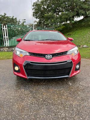 Toyota Corolla 2015 Red | Cars for sale in Kaduna State, Kaduna / Kaduna State