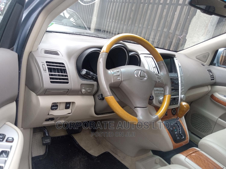 Lexus RX 2007 Blue | Cars for sale in Ojodu, Lagos State, Nigeria