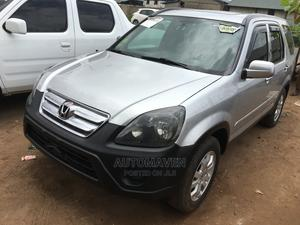 Honda CR-V 2006 LX Automatic Gray | Cars for sale in Lagos State, Ikeja
