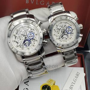 ORIGINAL BVLGARI for Male and Female   Watches for sale in Lagos State, Ikorodu