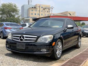 Mercedes-Benz C300 2008 Black   Cars for sale in Abuja (FCT) State, Jahi