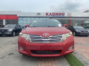 Toyota Venza 2009 V6 Red   Cars for sale in Lagos State, Lekki