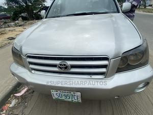 Toyota Highlander 2004 V6 AWD Gold   Cars for sale in Lagos State, Amuwo-Odofin
