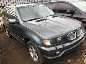 BMW X5 2004 3.0i Sports Activity Gray | Cars for sale in Lagos State, Ikeja
