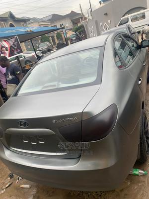 Hyundai Elantra 2010 GLS Gray | Cars for sale in Lagos State, Gbagada
