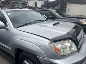 Toyota 4-Runner 2005 Silver | Cars for sale in Lagos State, Ogba