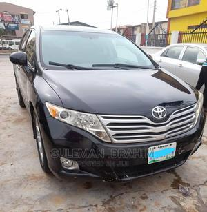 Toyota Venza 2009 Black   Cars for sale in Lagos State, Alimosho