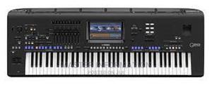 Yamaha Genos Arranger Keyboard   Musical Instruments & Gear for sale in Lagos State, Ikeja
