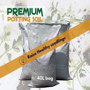 40L 12KG Bag Premium Potting Soil   Garden for sale in Lagos State, Ikotun/Igando