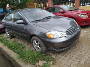 Toyota Corolla 2005 LE Gray   Cars for sale in Lagos State, Ikeja