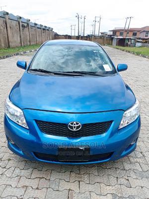 Toyota Corolla 2010 Blue | Cars for sale in Osun State, Osogbo