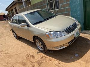 Toyota Corolla 2004 Gold | Cars for sale in Lagos State, Magodo