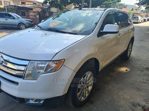 Ford Edge 2009 White | Cars for sale in Lagos State, Surulere