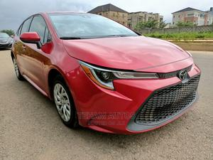 Toyota Corolla 2020 LE Red | Cars for sale in Abuja (FCT) State, Gwarinpa
