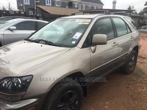 Lexus RX 2000 Gold | Cars for sale in Lagos State, Alimosho