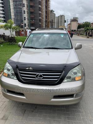 Lexus GX 2004 470 Gold   Cars for sale in Lagos State, Ikoyi