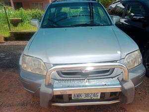 Honda CR-V 2001 2.0 4WD Automatic Silver | Cars for sale in Anambra State, Nnewi