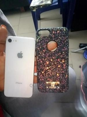 Apple iPhone 8 64 GB White | Mobile Phones for sale in Abuja (FCT) State, Lugbe District