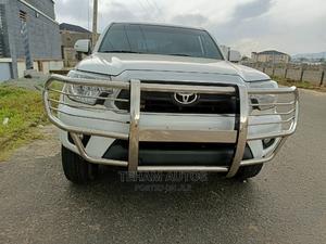 Toyota Tacoma 2012 X-Runner V6 White   Cars for sale in Abuja (FCT) State, Gwarinpa