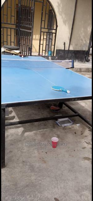 Standard Table Tennis Board   Sports Equipment for sale in Lagos State, Alimosho