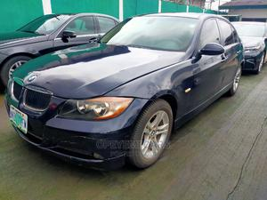 BMW 328i 2008 Blue   Cars for sale in Lagos State, Ikeja