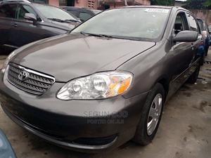 Toyota Corolla 2007 LE Gray | Cars for sale in Lagos State, Ikeja