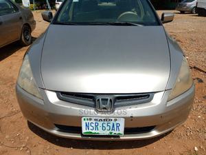 Honda Accord 2009 Gold | Cars for sale in Abuja (FCT) State, Gudu