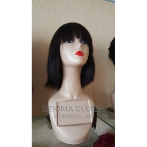 Ziggy Straight Wig | Hair Beauty for sale in Lagos State, Surulere