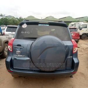Toyota RAV4 2006 V6 4x4 Blue | Cars for sale in Lagos State, Ikeja