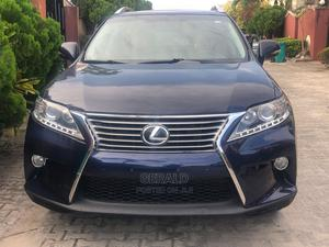 Lexus RX 2013 350 FWD Blue   Cars for sale in Lagos State, Amuwo-Odofin