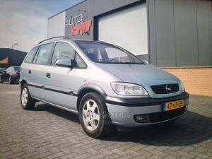 Opel Zafira 2004 1.8 Gray   Cars for sale in Oyo State, Akinyele