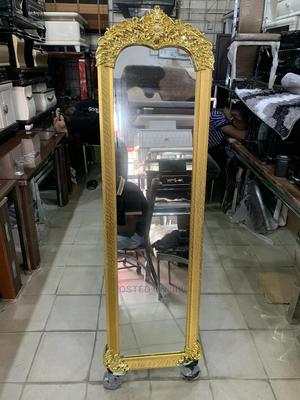 Gold Mirror | Home Accessories for sale in Lagos State, Ipaja