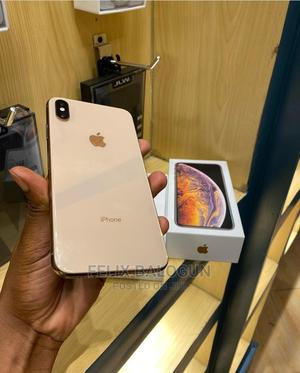 Apple iPhone XS Max 64 GB Gold   Mobile Phones for sale in Rivers State, Port-Harcourt