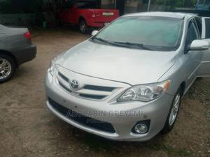 Toyota Corolla 2010 Silver | Cars for sale in Ogun State, Abeokuta South