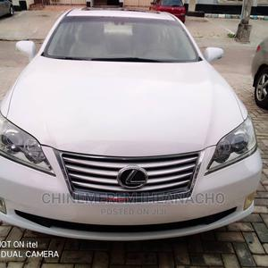 Lexus ES 2012 350 White | Cars for sale in Lagos State, Ikeja