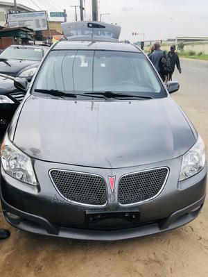 Pontiac Vibe 2007 Gray | Cars for sale in Lagos State, Ikeja
