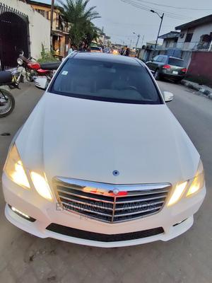 Mercedes-Benz E350 2012 White   Cars for sale in Lagos State, Surulere