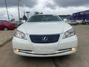 Lexus ES 2007 350 White | Cars for sale in Lagos State, Abule Egba