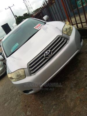 Toyota Highlander 2008 Silver | Cars for sale in Rivers State, Port-Harcourt